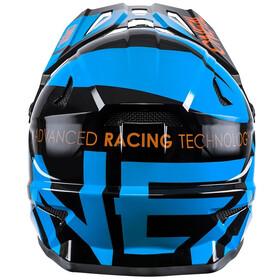 O'Neal Backflip Helmet Slick black/blue